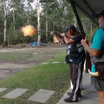 Black Powder Shotgun