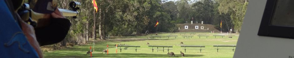 500m Targets & Kangaroos