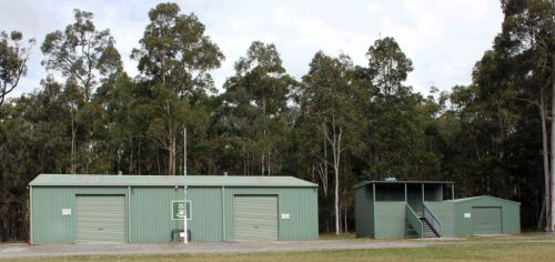 Nowra Rifle Clubhouse